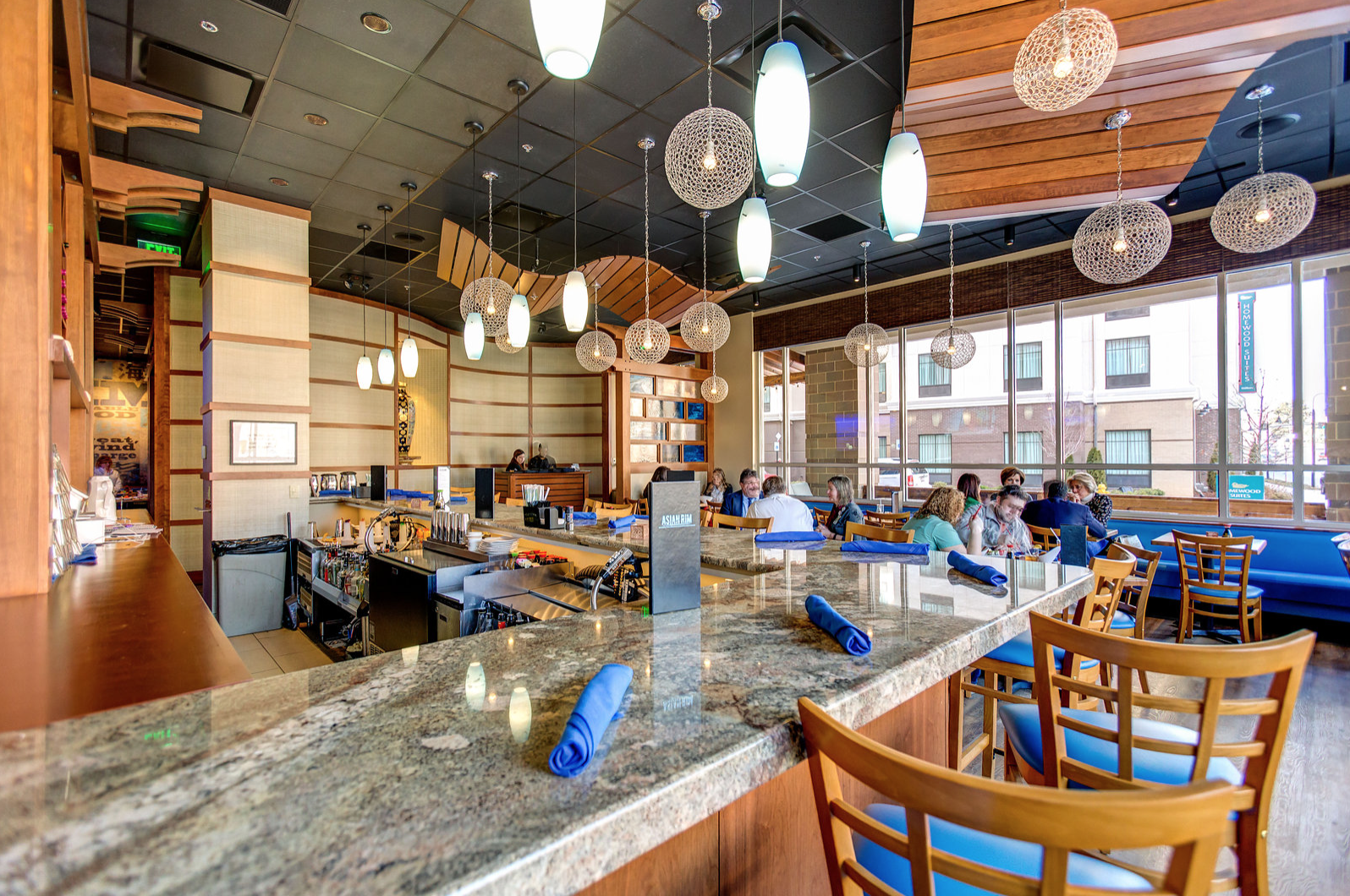 Asian Rim Draws An Ace For Downtown Dining Crunkleton Commercial