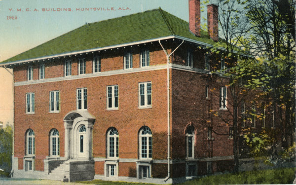 Huntsville History 100 Years Of Downtown S Ymca Building