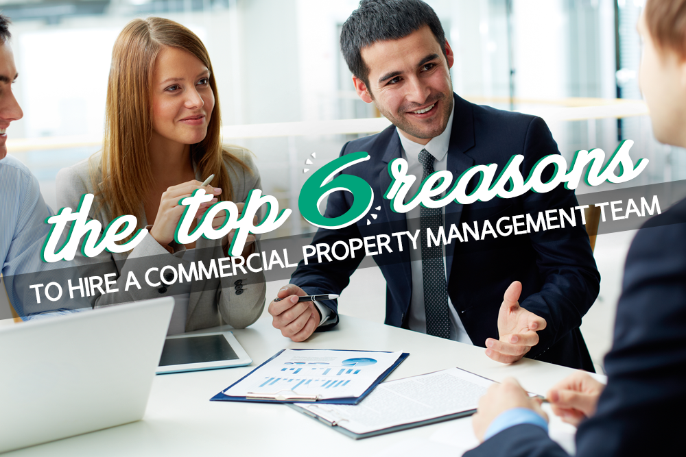 how to become a commercial real estate manager