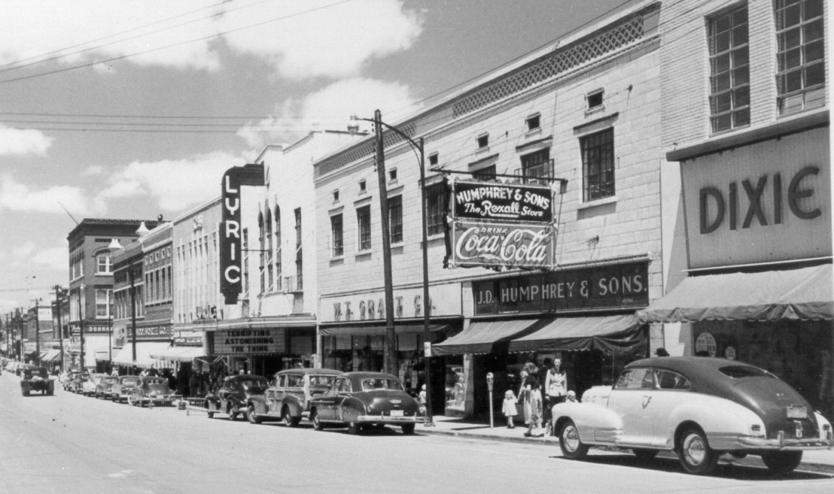 Historic Huntsville: The Story Behind 107 Washington Street