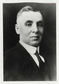 Isaac Schiffman - Courtesy of the Huntsville Madison County Library