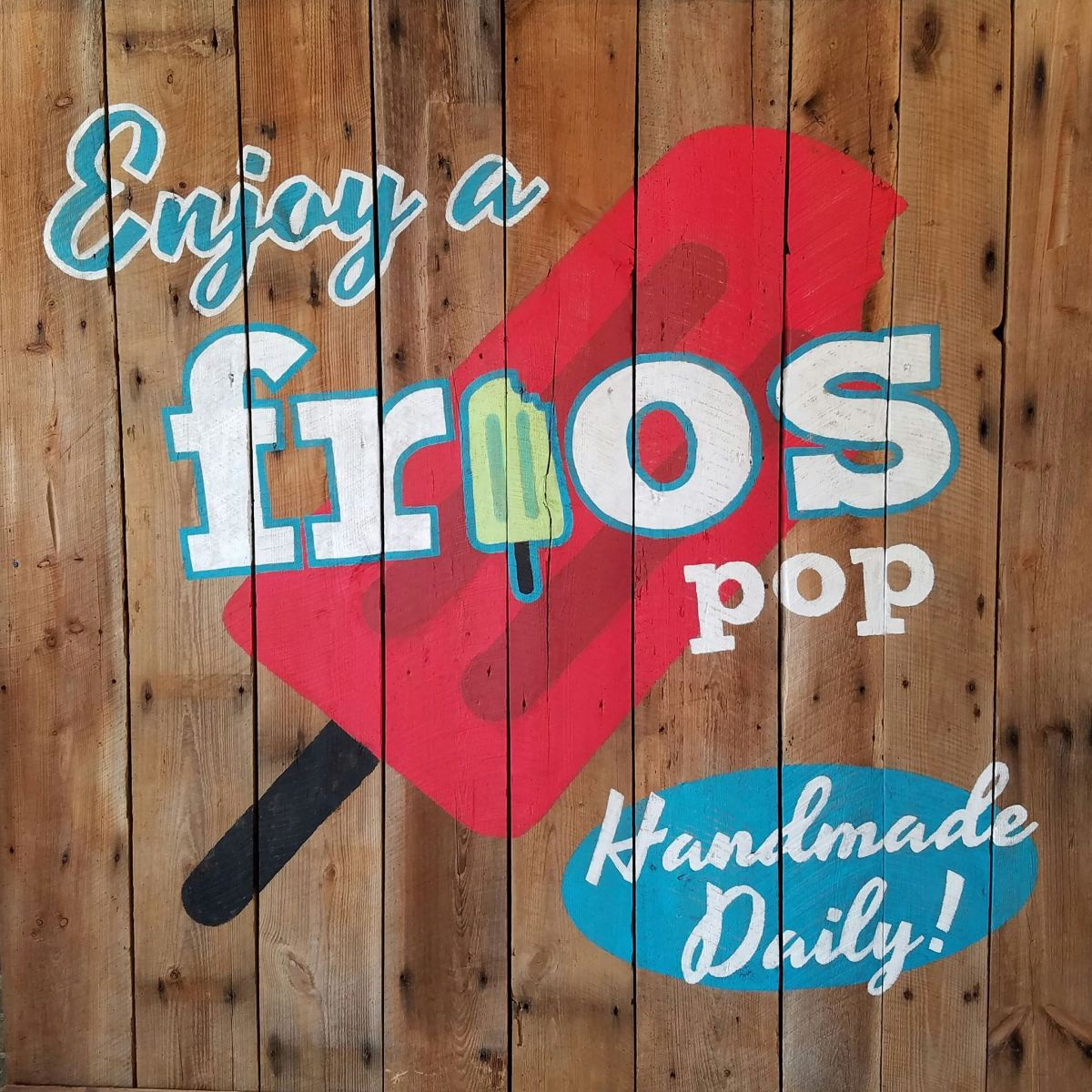 Frios Gourmet Pops to Bring Fresh, Frozen, Fun to Downtown Huntsville This Fall!