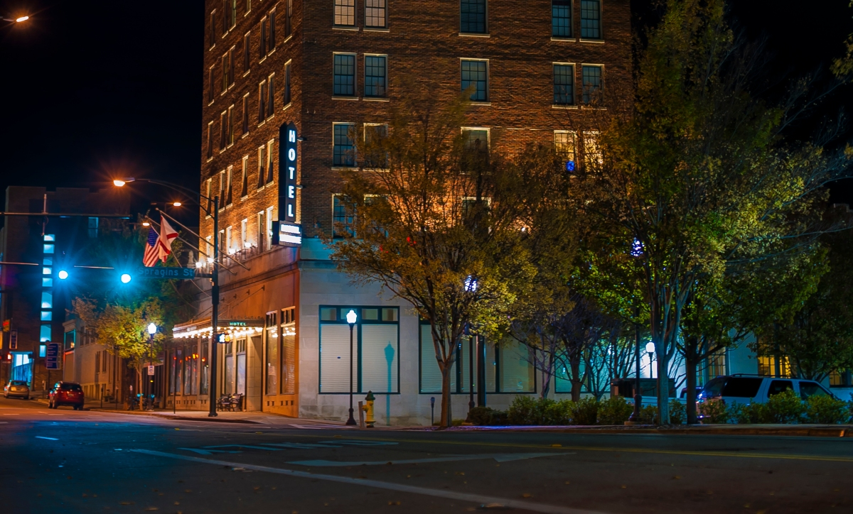 Historic Huntsville: The Russel Erskine Hotel
