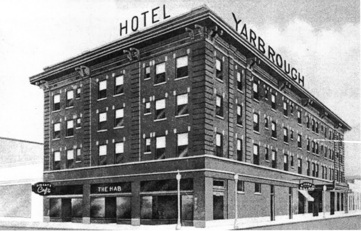 Historic Huntsville The Story Behind The Yarbrough