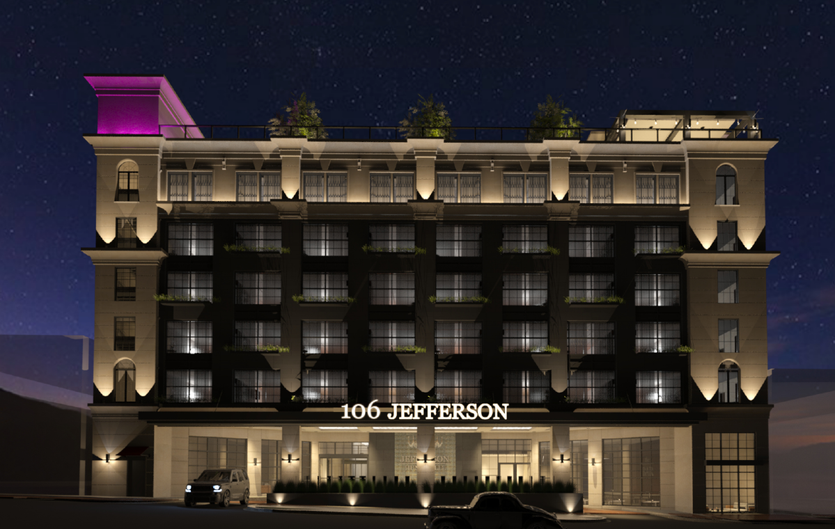 Curio By Hilton Hotels Coming To Downtown Huntsville!